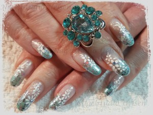 Nail art 012 Winter